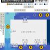 【附实拍图片】JR京都站投币行李寄存柜哪里找