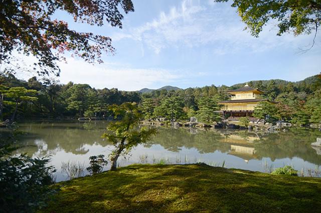 JR京都站到金阁寺的路线13