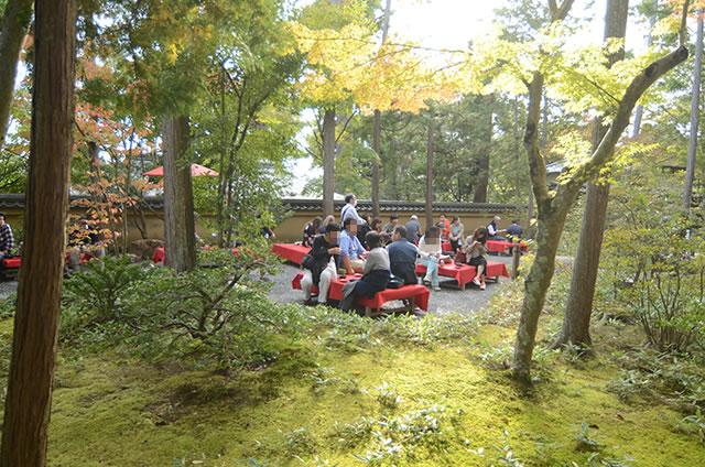 JR京都站到金阁寺的路线18