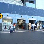 京都駅のコンビニ京都駅中央改札口近く