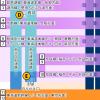 2020年JR京都駅わかりやすい構内図を作りました