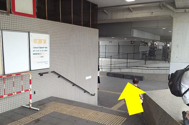 JR花園駅から東映太秦映画村への行き方02