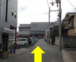 JR花園駅から東映太秦映画村への行き方18