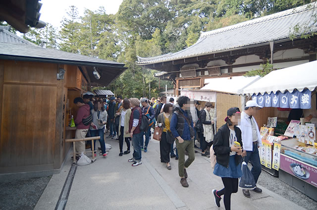 JR京都駅から金閣寺へのアクセス行き方道順21