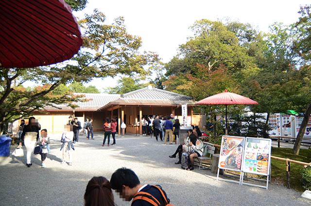 JR京都駅から金閣寺へのアクセス行き方道順22