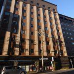 天然温泉 花蛍の湯 ドーミーインPREMIUM京都駅前外観