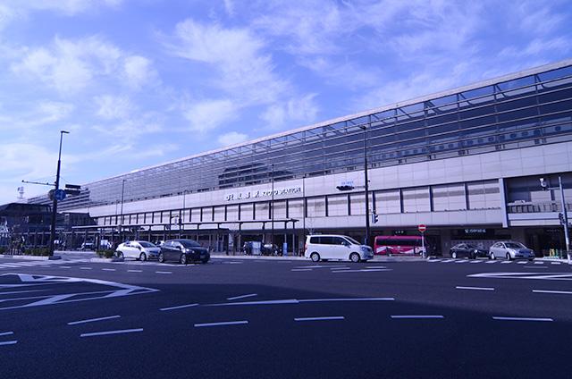 京都站八条口