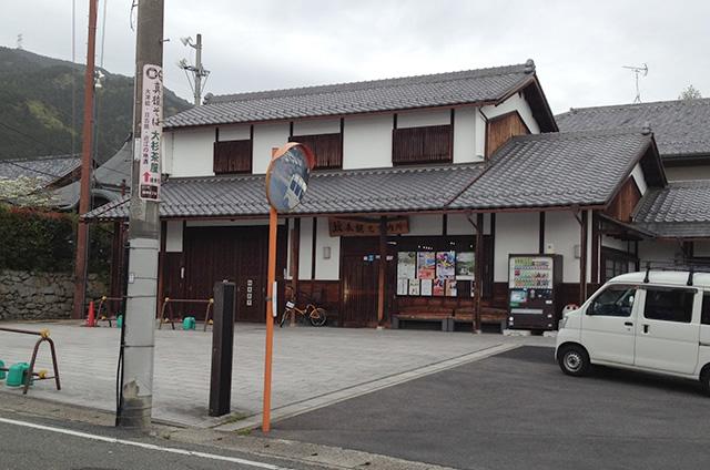 JR京都駅から映画「曇天に笑う」の聖地巡礼日吉東照宮への行き方14