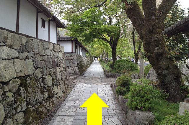 JR京都駅から映画「曇天に笑う」の聖地巡礼日吉東照宮への行き方19