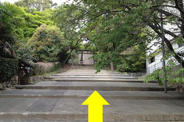 JR京都駅から映画「曇天に笑う」の聖地巡礼日吉東照宮への行き方34